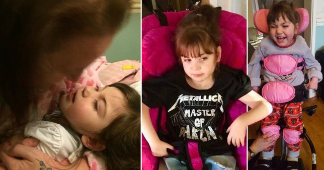 Mum fighting cancer for sake of two disabled children who've had no school since March