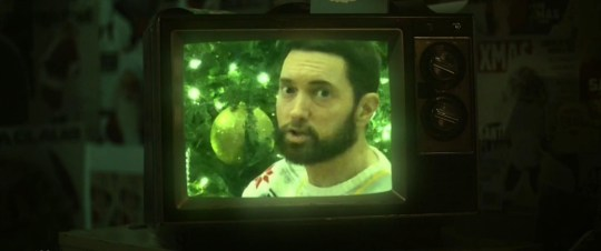 Eminem on SNL cameo