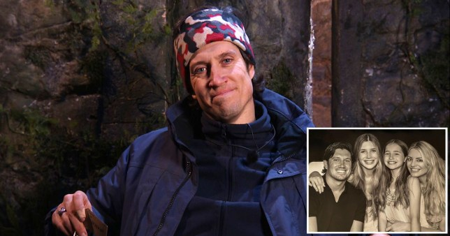 Vernon Kay on I'm A Celebrity and his family.