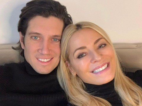 I'm A Celebrity 2020: Vernon Kay and Tess Daly finally reunite after five weeks apart