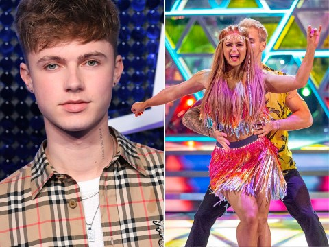 Strictly Come Dancing 2020: HRVY hasn't ruled out romance with Maisie Smith when series ends