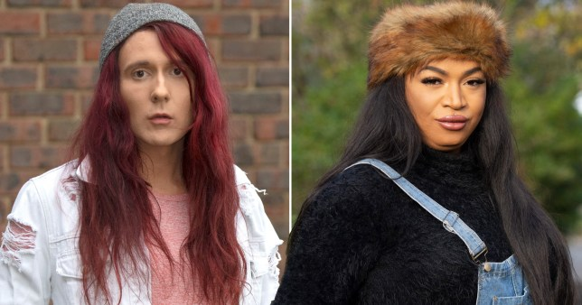 Two trans women who beat up teenager who mocked them admit they 'took it too far' (Picture: BPM)