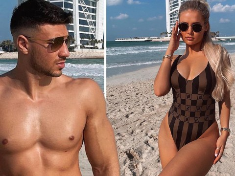 Love Island star Molly-Mae Hague denies breaking coronavirus rules with lavish Maldives holiday