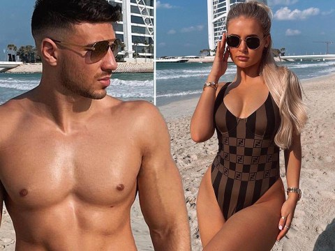 Molly-Mae Hague 'having the best time' as she enjoys romantic Dubai break with Tommy Fury