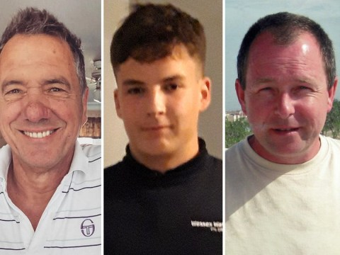 Four people killed in explosion pictured as heartbroken families pay tribute
