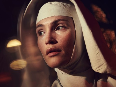 Gemma Arterton on how she coped with unforgiving costume to play a nun in BBC's Black Narcissus