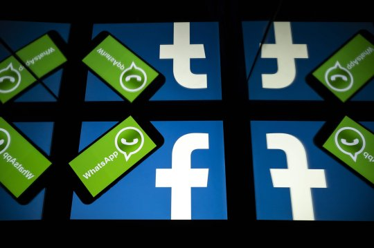 WhatsApp is becoming more closely tied with Facebook, which acquired it in 2014 (AFP via Getty Images)