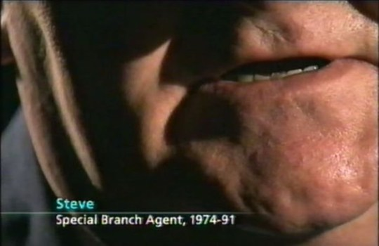 A reformed former National Front activist has said the Government?s Brexit slogans are ?eerily familiar? to his time in the far-right group. George Ashcroft was exposed by The Cook Report and credits MI5 with diverting him from the far-right group in the 1990s.