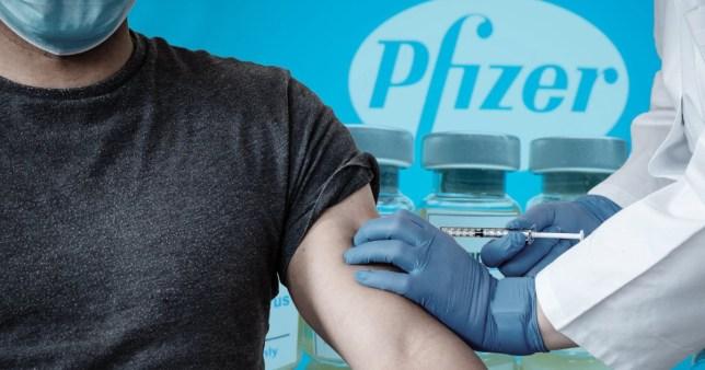 La FDA vote pour approuver le vaccin Covid dans US PICS: EPA / Reuters