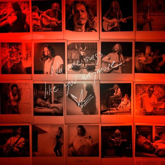 Chris Cornell's household launch late Soundgarden rocker's closing album