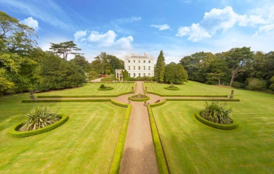 county durham castle up for sale