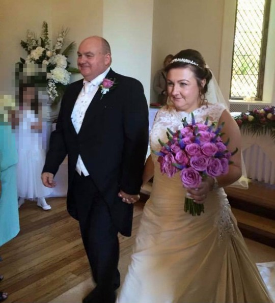 Woman who married best friend's dad - 23 years her senior - says she's 'happier than ever'