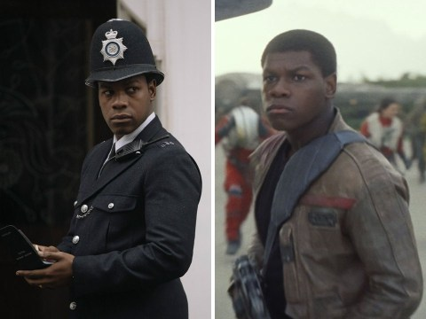 John Boyega on why he chose to star in Small Axe after Star Wars