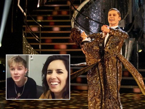 Strictly Come Dancing 2020: Janette Manrara shares throwback video of HRVY's first day of rehearsals ahead of final