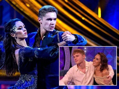 Strictly Come Dancing 2020: HRVY thanks Janette Manrara for 'loving me when I couldn't always love myself'