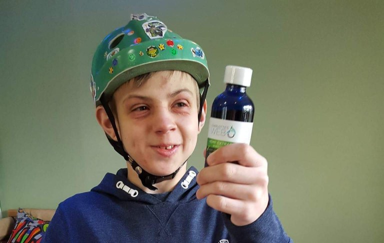 Rachel Parents of epileptic children still can't get cannabis on the NHS