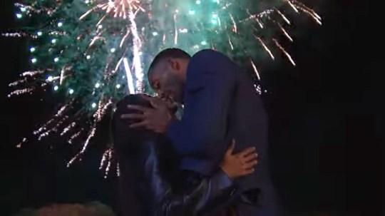 The Bachelor sees Matt James kissing a lot of the girls