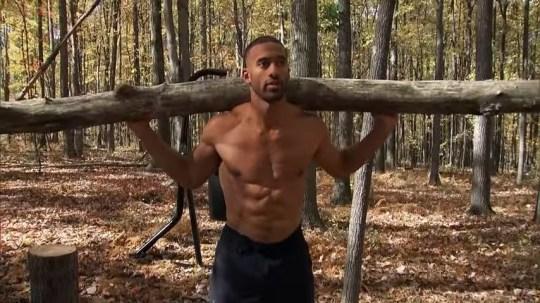 The Bachelor trailer features topless Matt James
