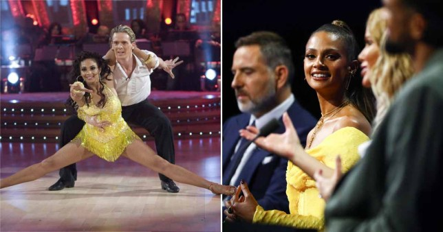 Alesha Dixon on Strictly Come Dancing and Britain's Got Talent