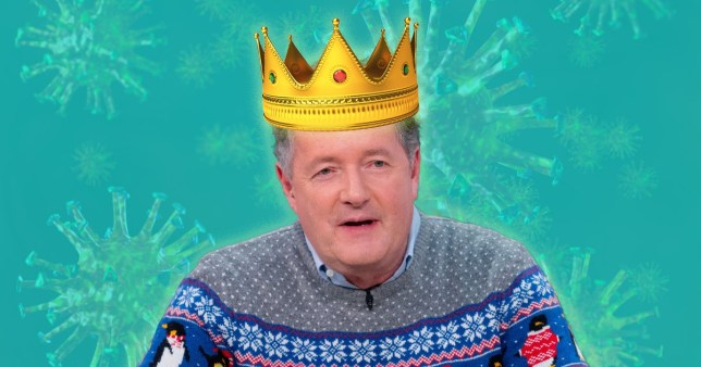 Good Morning Britain presenter Piers Morgan