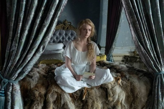 Description: Episodic Photo - Elle Fanning as Catherine the Great Actor: Elle Fanning
