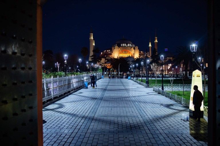 New Year's Eve istanbul