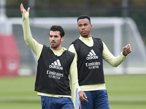 Dani Ceballos and Gabriel send clear message to Arsenal fans after defeat to Burnley
