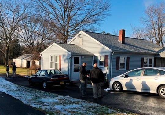 Nathan Larson's home