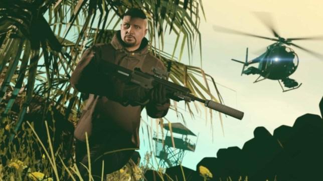 GTA Online screenshot