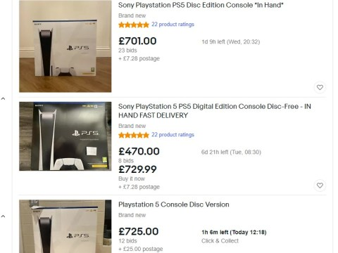Scalpers have sold over 60,000 PS5 and Xbox Series X consoles on eBay