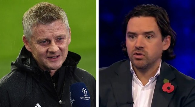 Owen Hargreaves says Ole Gunnar Solskjaer is in a difficult situation at Manchester United