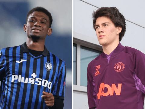 Ole Gunnar Solskjaer provides update on Manchester United's first-team plans for Amad Diallo and Facundo Pellistri