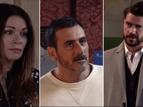 Coronation Street spoilers: How will Peter react tonight after Adam and Carla's secret was revealed?