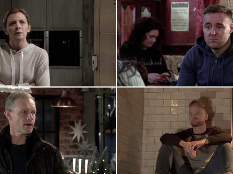 Coronation Street spoilers: Death news for Evelyn, violent assault and Leanne in danger
