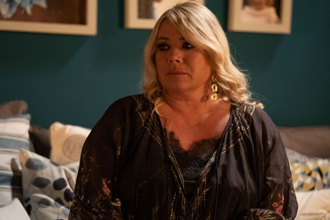 Sharon Watts in EastEnders
