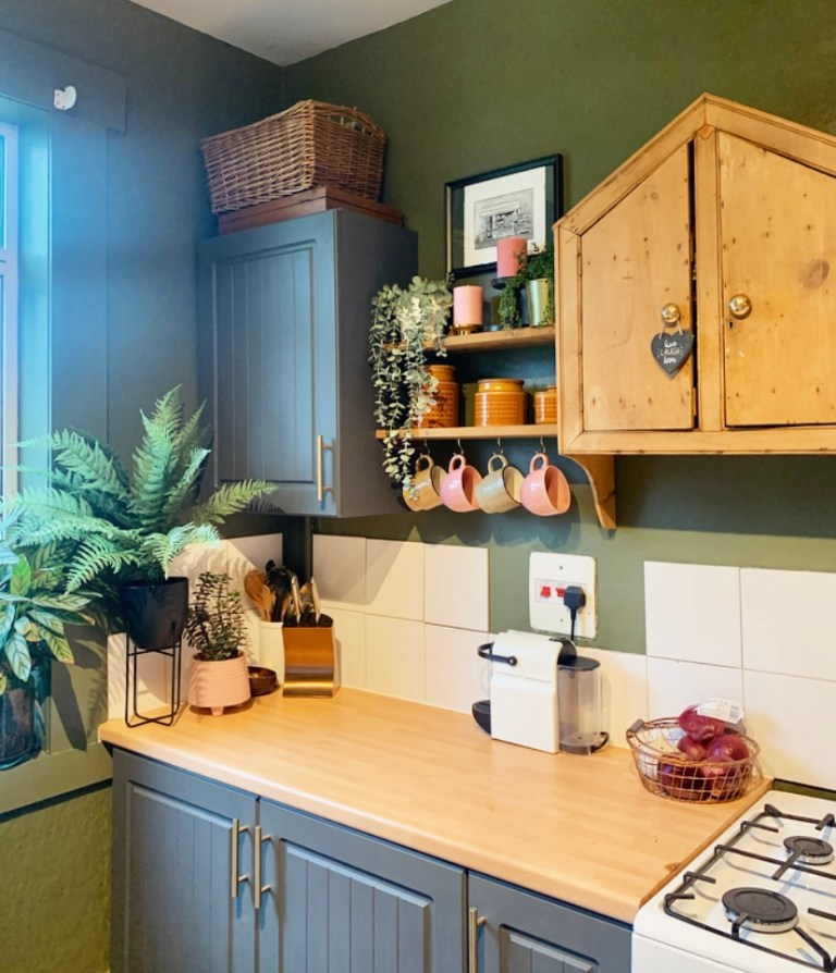 What I Rent: Sally, £600 a month for a two-bedroom flat in Edinburgh - the kitchen