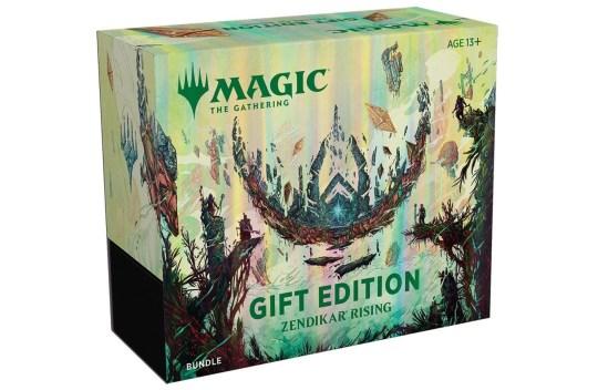 Magic: The Gathering - Zendikar Rising Gift Edition