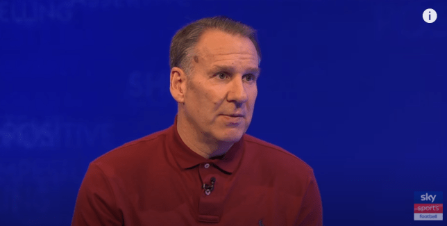 Paul Merson is bemused by Willian's struggles at Arsenal