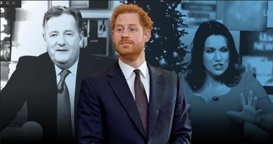 Prince Harry piers morgan susanna reid
