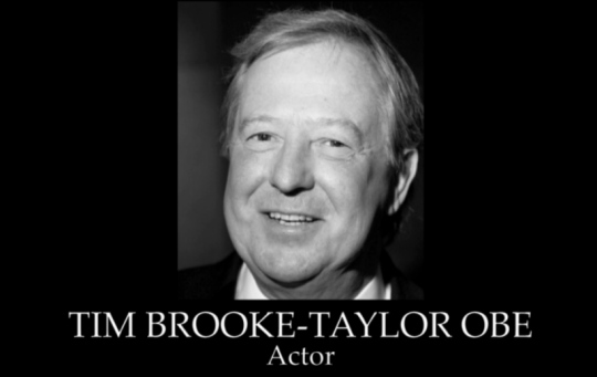 Tim Brooke-Taylor