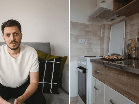 What I Rent: Dario, £179 a month for a one-bedroom flat in Belgrade, Serbia