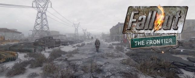 Fallout: The Frontier key art