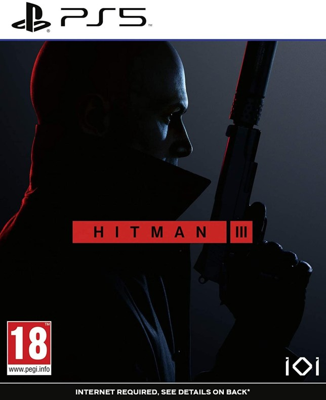 Hitman 3 box