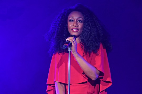 Beverley Knight at Midsummer Party For The Old Vic