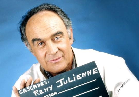 Remy Julienne Portrait Session