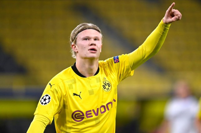 Erling Haaland has been linked with a big-money summer move away from Borussia Dortmund