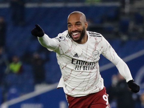 Arsenal youngsters have sparked Alexandre Lacazette into life, claims Ian Wright