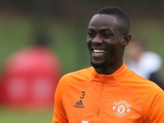 Ole Gunnar Solskjaer explains decision to drop Eric Bailly against Liverpool