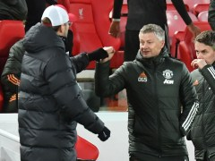 Ole Gunnar Solskjaer praises 'quality' Liverpool duo after Man Utd's draw at Anfield