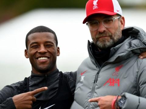 Liverpool target Udinese midfielder Rodrigo De Paul as potential Georginio Wijnaldum replacement